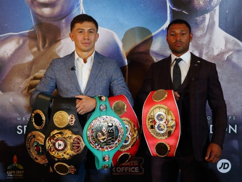 Kell Brook v Gennady Golovkin: Date, fight time, TV channel, undercard and odds