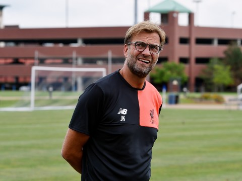Jurgen Klopp on facial expressions, Liverpool ambitions and £5 breakfasts
