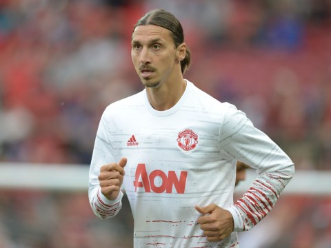 Zlatan Ibrahimovic hell bent on winning first trophy with Manchester United in Community Shield