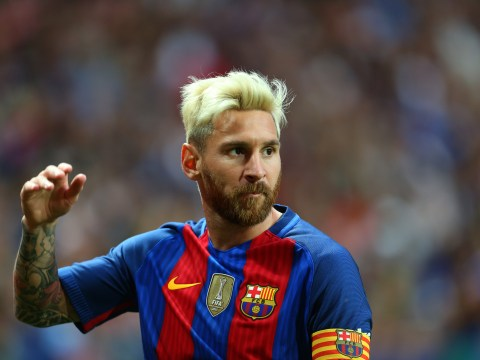 Lionel Messi reiterates desire to return to Newell's Old Boys