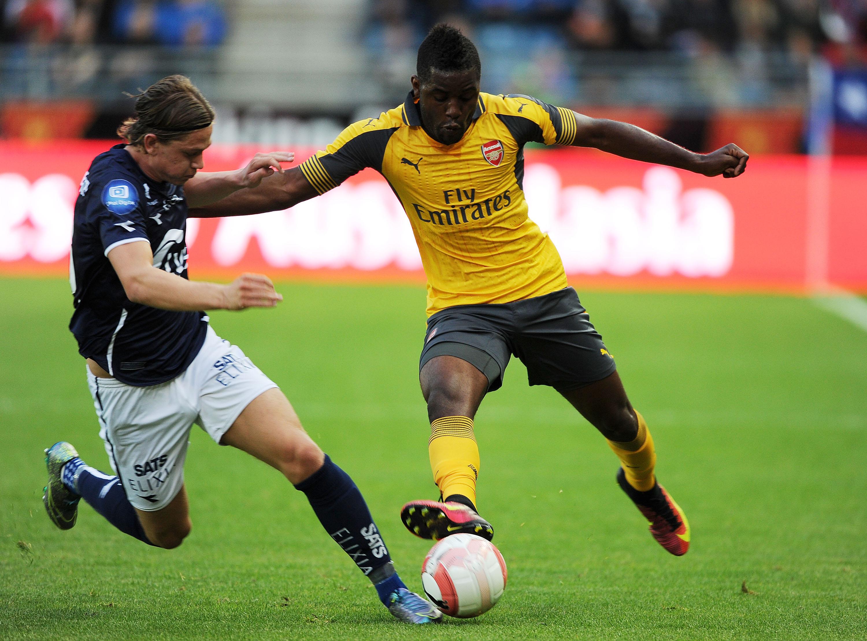 Arsene Wenger assures Joel Campbell he still has Arsenal future after loan exit
