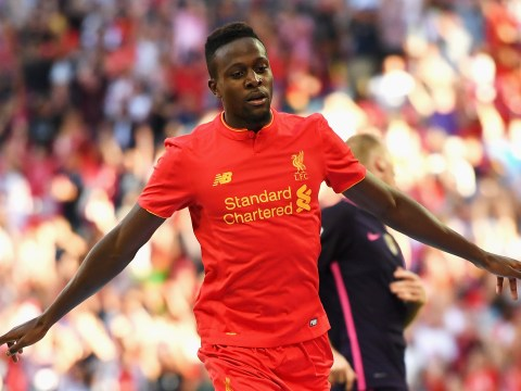 Liverpool striker Divock Origi reveals he has spent more time in the gym than ever before