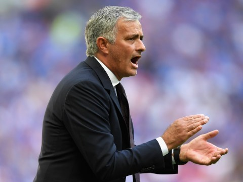 Jose Mourinho says Manchester United's aim is to finish in the top four this season