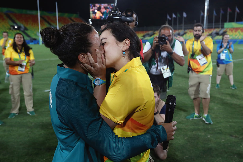 16 times the Rio Olympics melted our hearts