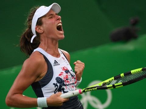 Johanna Konta battles back to beat Svetlana Kuznetsova and set up quarter-final Olympics clash with Angelique Kerber