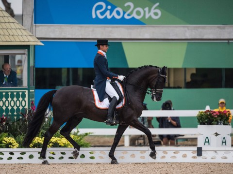 Second bullet found in equestrian centre at Rio Olympic Games