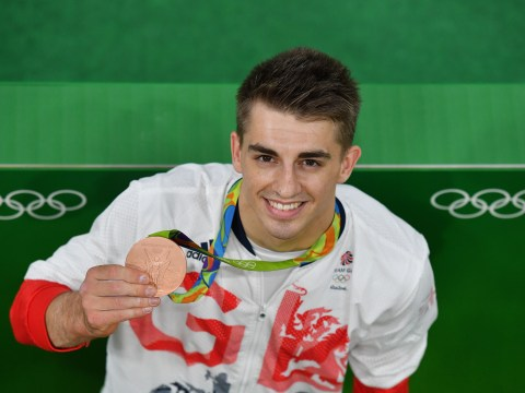 Max Whitlock wins Team GB's first gymnastic medal in the men's all-round final in 108 years