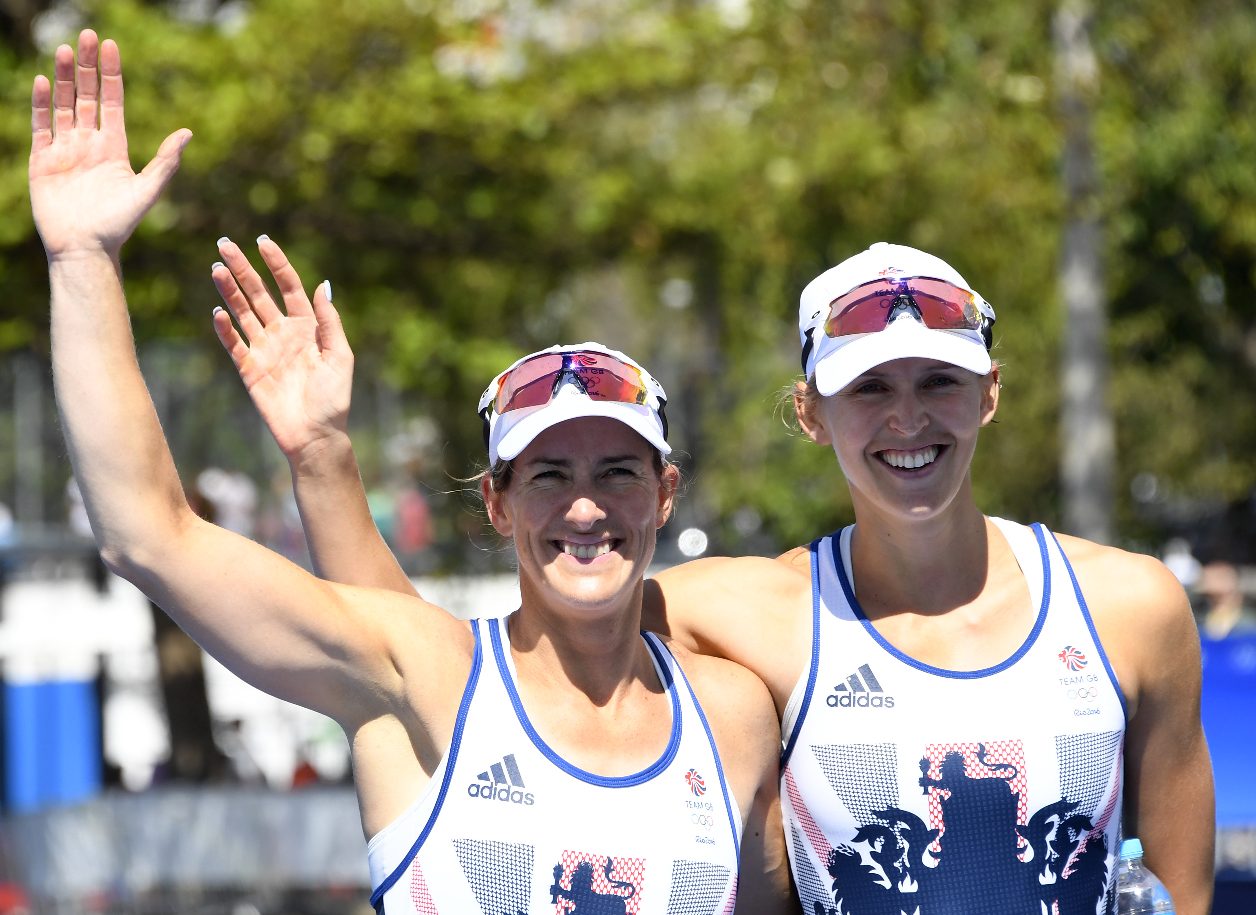 Katherine Grainger becomes Britain's most decorated female Olympian with Rio 2016 silver alongside Victoria Thornley