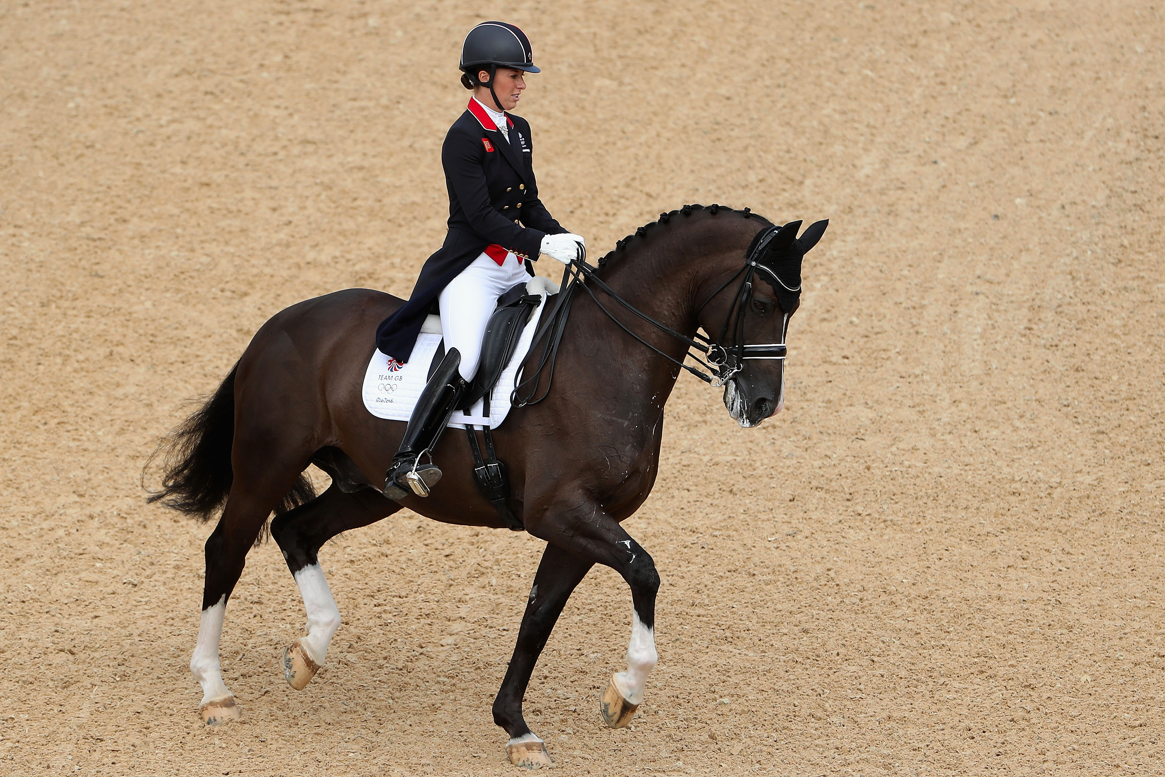 Yes, of course dressage is going to feature in this list (Picture: Getty)