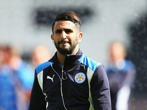 Riyad Mahrez rejects Arsenal and Chelsea to sign new deal at Leicester City