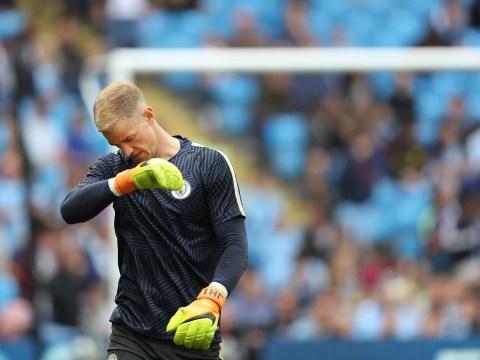 Manchester City boss Pep Guardiola says Joe Hart can still win back place