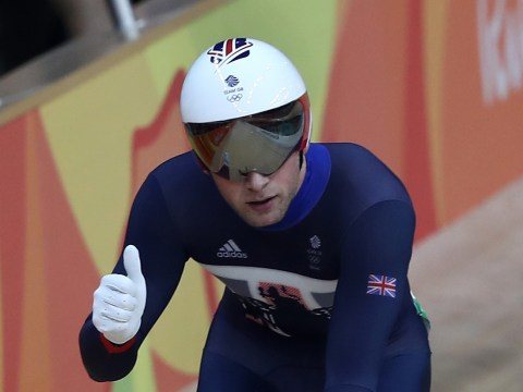 Jason Kenny wins gold and Callum Skinner silver in men's individual sprint after all-British final