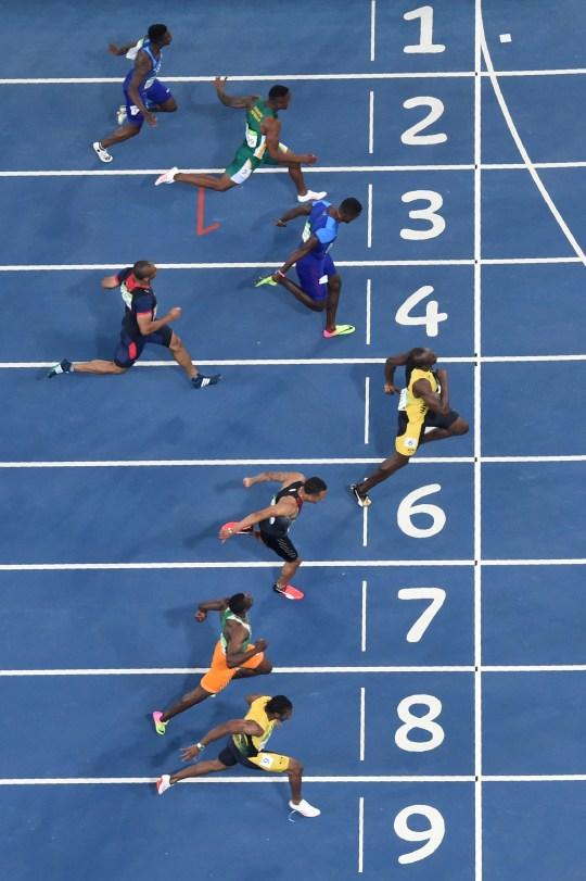 Rio 2016 Olympics: Usain Bolt beats Justin Gatlin to claim ...