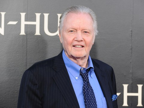 Jon Voight hails Donald Trump as 'a visionary' after defending that joke about killing Hillary Clinton