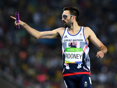 Team GB's Martyn Rooney 'even angrier' after seeing replay of 4x400m disqualification at Rio Olympics