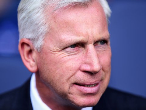 Crystal Palace manager Alan Pardew favourite for the sack among Premier League managers