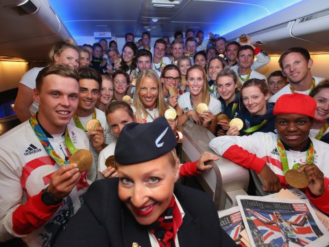 Team GB heroes returning home following record-breaking medal haul in Rio