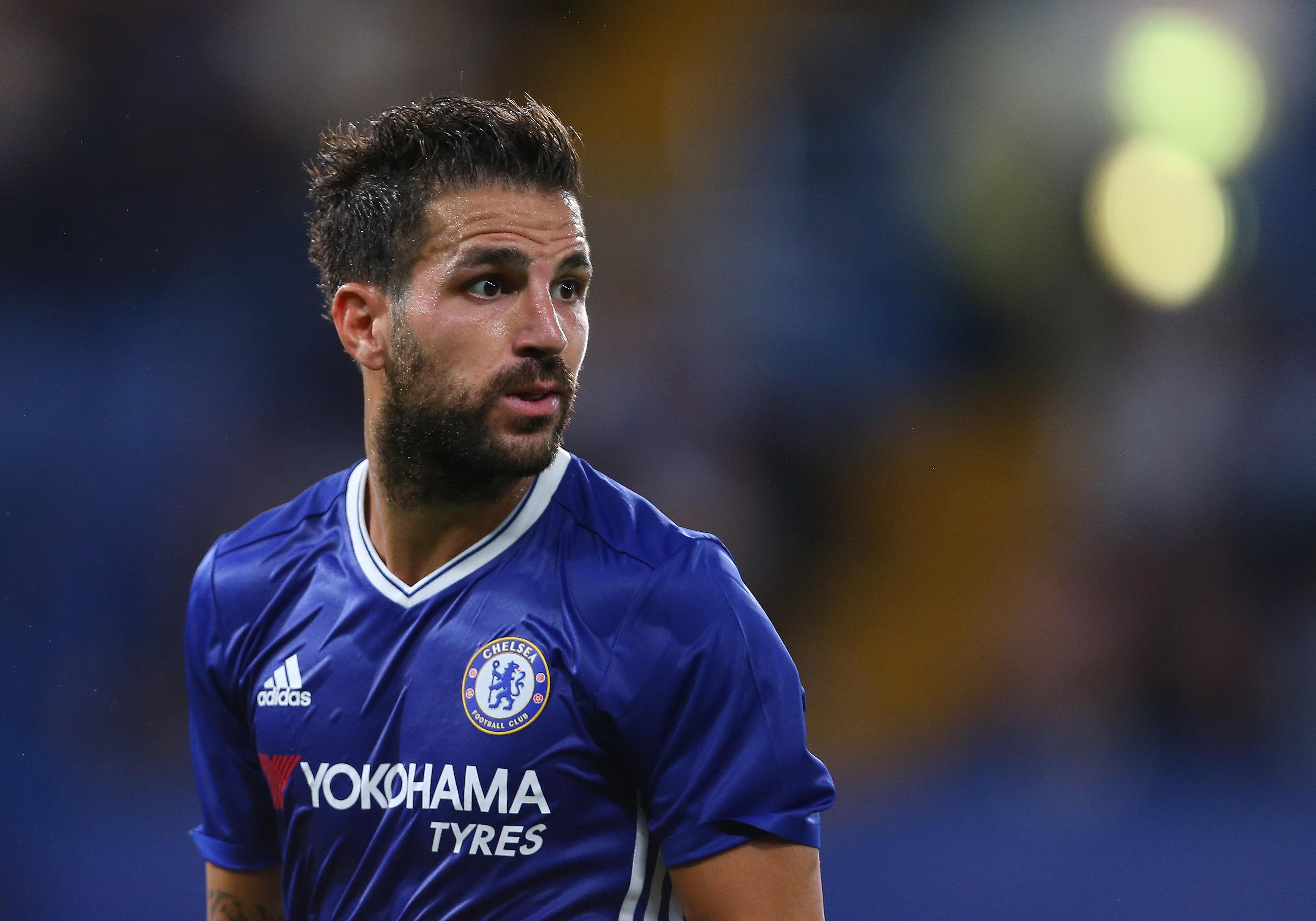 Chelsea duo Cesc Fabregas and Branislav Ivanovic set to miss Leicester City clash