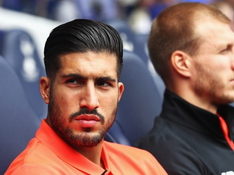 Liverpool star Emre Can picks up injury on international duty with Germany