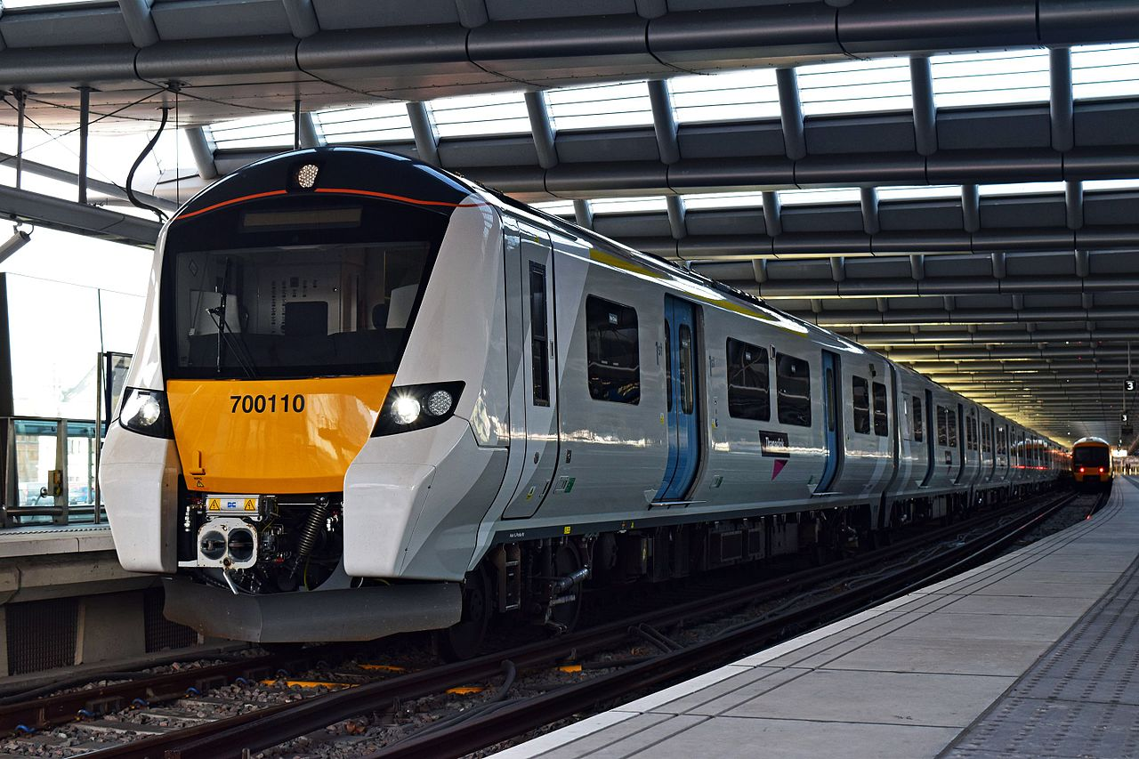 Passengers evacuated during rush hour after train fault causes 'explosion'