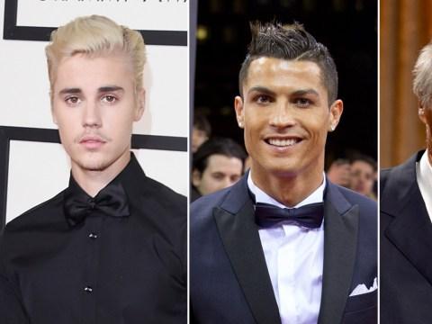 Justin Bieber in mega bucks deal 'to transfer to Real Madrid' opposite Cristiano Ronaldo