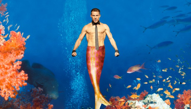 Introducing Channing the merman (Picture: Iron Horse Entertainment/Getty Images/Metro.co.uk)