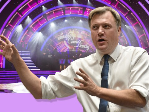 Strictly Come Dancing confirms Ed Balls on the line-up in true Ed Balls fashion