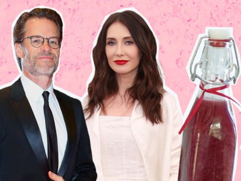 Guy Pearce and his Game of Thrones girlfriend want YOU to eat their newborn's placenta