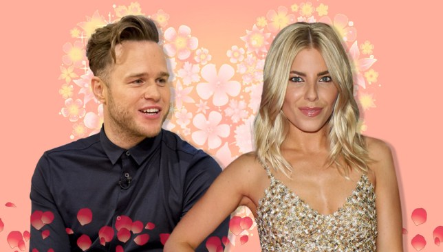 Olly Murs reveals he has a crush on Mollie King as 'he asks her out on the radio' Credit: REX?Getty Images/Metro.co.uk