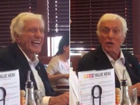 WATCH: Dick Van Dyke bursts into impromptu rendition of Chitty Chitty Bang Bang