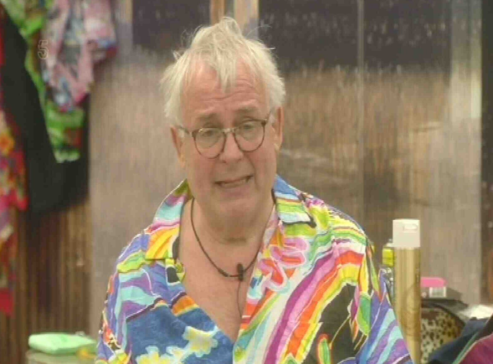 Celebrity Big Brother 2016: Christopher Biggins breaks down as he apologises for Nazi joke