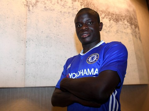Former Leicester midfielder N'Golo Kante insists Chelsea move is 'not a gamble'