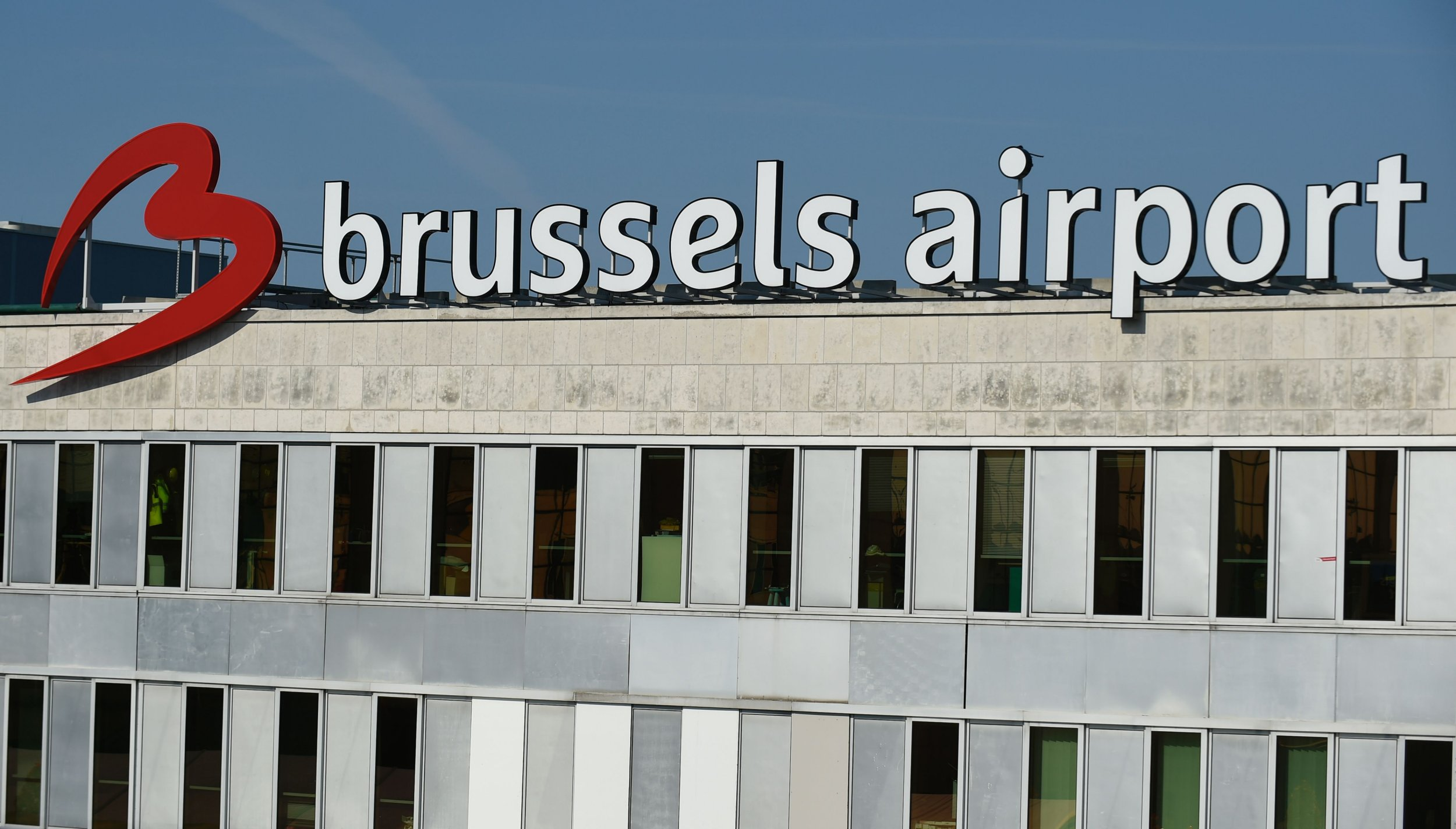 The departure hall is pictured on May 1, 2016 during the partial reopening of the departure hall of Brussels Airport in Zaventem, after it was badly damaged in twin suicide attacks on March 22, that killed 16 people. nA total of 32 people were killed and more than 300 wounded in coordinated suicide bombings at the airport and a metro station in central Brussels on March 22 in Belgium's worst ever terror attacks. / AFP / JOHN THYS (Photo credit should read JOHN THYS/AFP/Getty Images)