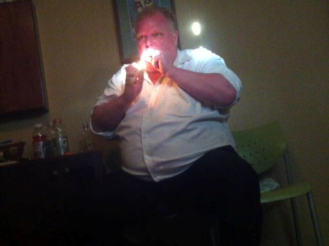 Ex-Toronto Mayor Rob Ford's infamous crack-smoking video finally released