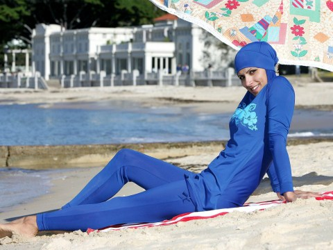Burkinis banned on French Riviera beaches by mayor