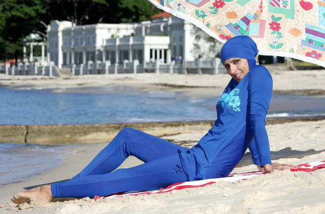 Burkinis banned on Cannes Riviera beaches by French mayor