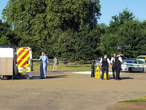 Police investigating after body found in Hyde Park