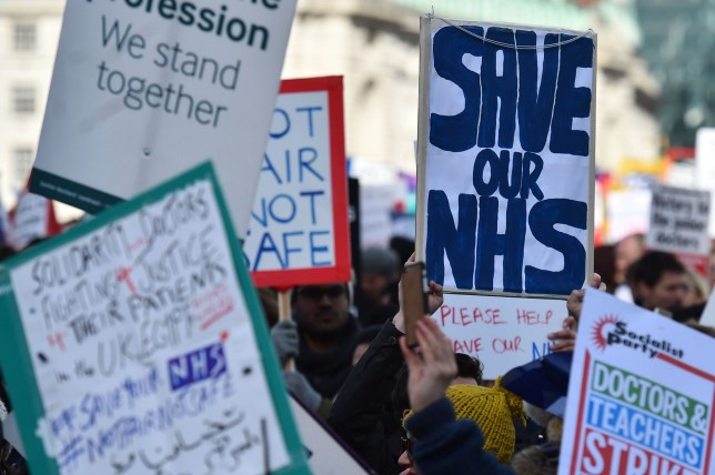 Junior doctors have called for another strike