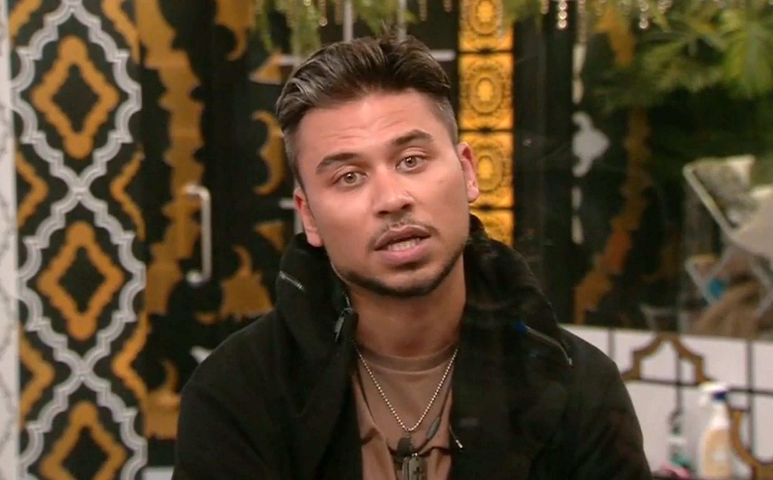 Editorial Use Only Mandatory Credit: Photo by REX/Shutterstock (5828117d) Ricky Norwood 'Celebrity Big Brother' TV show, Elstree Studios, Hertfordshire, UK - 12 Aug 2016