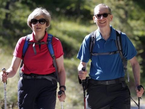 Theresa May interrupts holiday to tell Boris Johnson to stop squabbling with Liam Fox