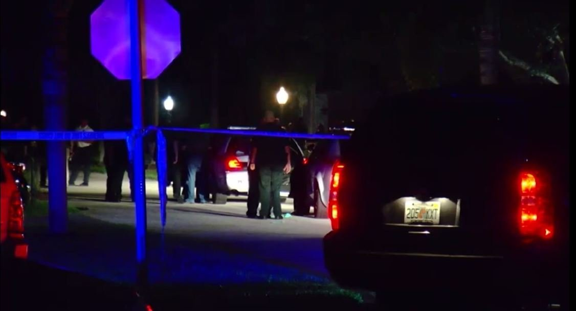 Suspect found biting man's face off at chaotic Florida murder scene WPEC/CBS NEWS