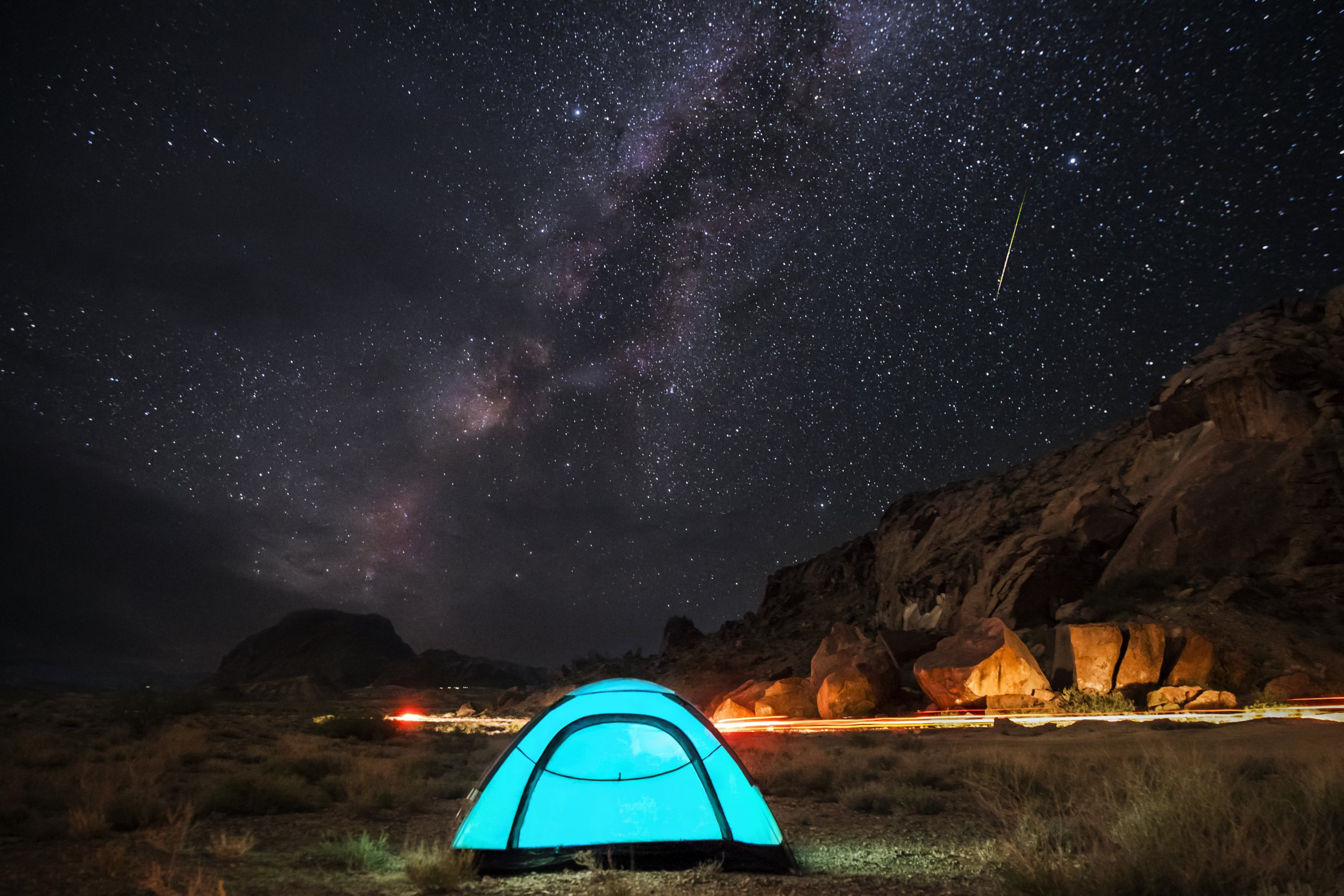 Photographers catch Perseid meteor shower in all its beauty