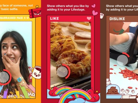 Facebook has just launched its own app for teens that rivals Snapchat