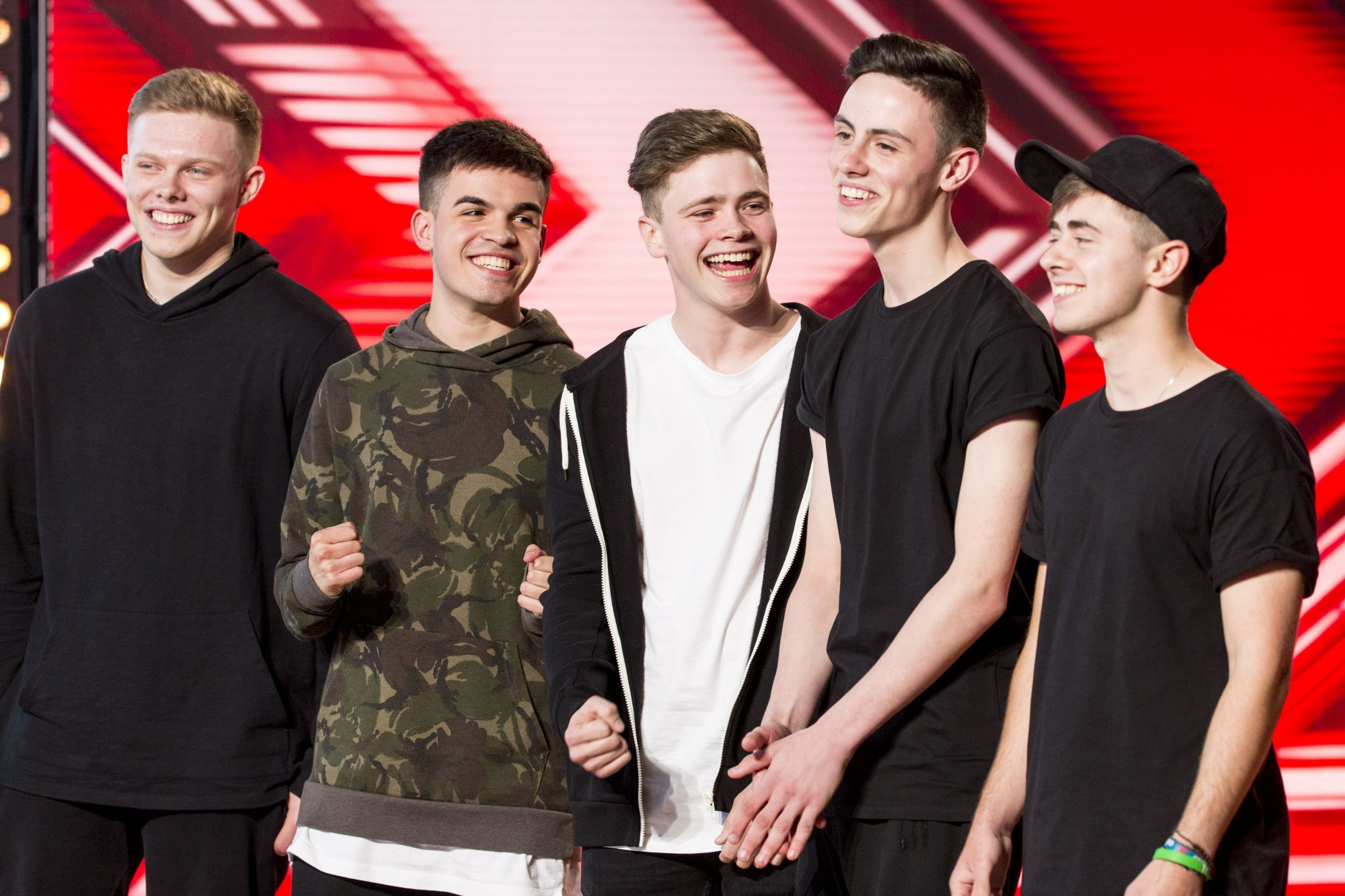 MANDATORY CREDIT REQUIRED: SYCO/THAMES TV ITV undated handout photo of Yes Lad, during the audition stage for the ITV1 talent show, The X Factor. PRESS ASSOCIATION Photo. Issue date: Saturday August 27, 2016. See PA story SHOWBIZ XFactor. Photo credit should read: Syco/Thames TV/PA Wire NOTE TO EDITORS: This handout photo may only be used in for editorial reporting purposes for the contemporaneous illustration of events, things or the people in the image or facts mentioned in the caption. Reuse of the picture may require further permission from the copyright holder.