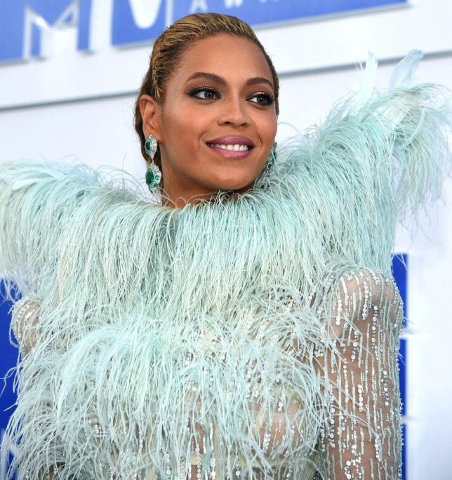 NEW YORK, NY - AUGUST 28: Beyonce attends the 2016 MTV Video Music Awards at Madison Square Garden on August 28, 2016 in New York City. (Photo by Larry Busacca/Getty Images)