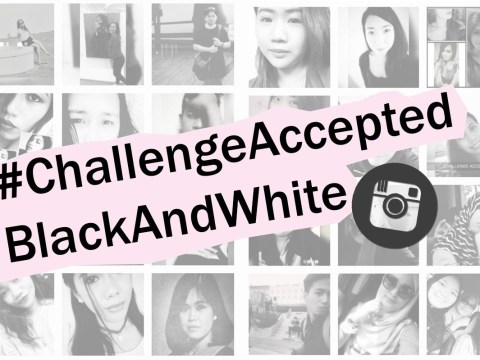 Challenge Accepted: What is the black and white photo challenge?