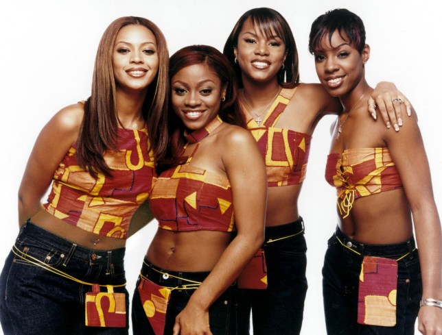 No Merchandising. Editorial Use Only. No Book Cover UsagenMandatory Credit: Photo by Everett/REX/Shutterstock (437889a)nDestinys Child - Beyonce Knowles, Latoya Luckett, Latavia Robertson, Kelly RowlandnDESTINYS CHILD - 1990Snn
