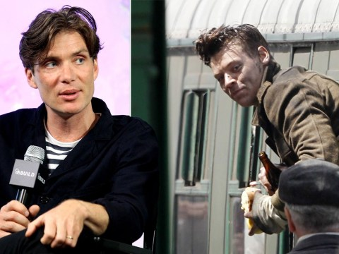Cillian Murphy is the latest person to praise Harry Styles in Dunkirk – but not for his acting