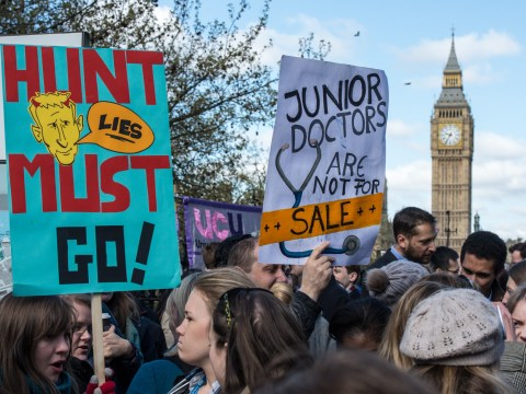Junior doctors 'plan week-long walkouts for every month'