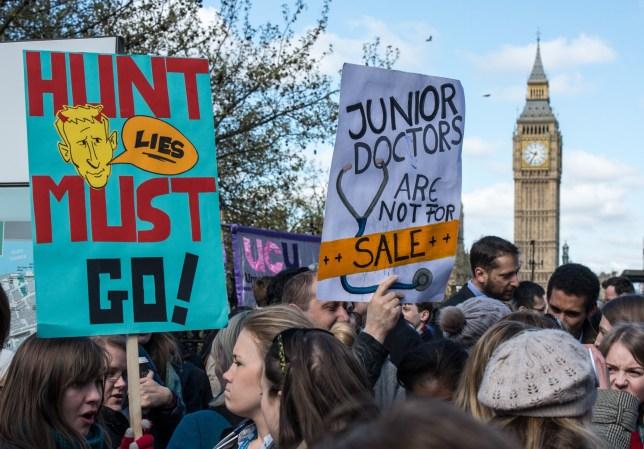 Doctors' strikes